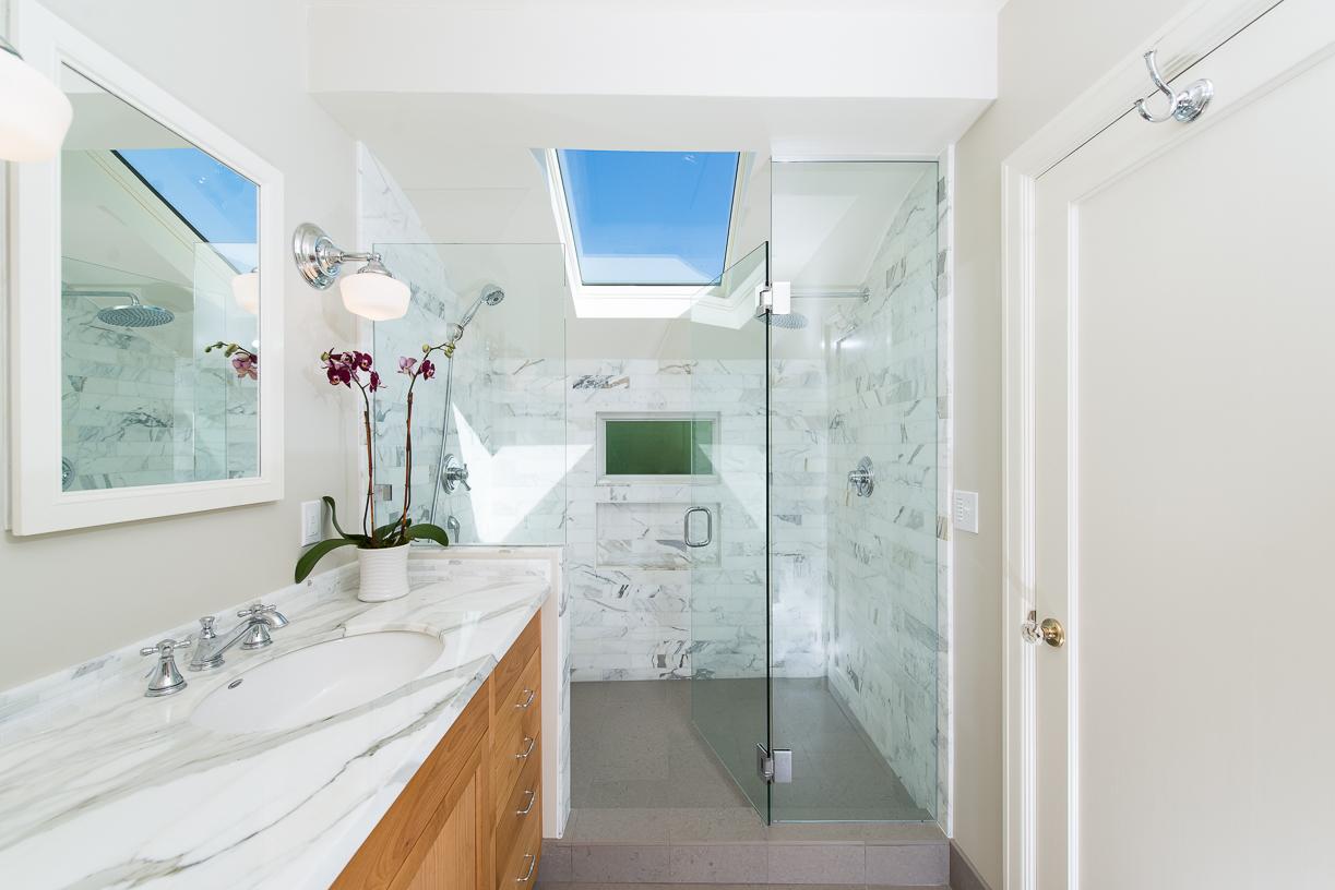 Marble & Alder Bathroom